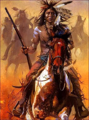Cheyenne Dog Soldier