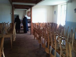 Maison St Paul, salle à manger