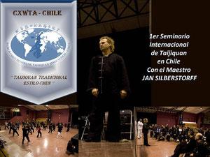 Master Jan Silberstorff en Chile - 2010