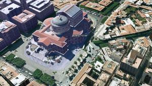Teatro Massimo 3d model