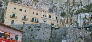 Monte Pellegrino - Sanctuary of Santa Rosalia