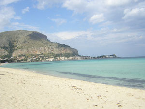Mondello bay