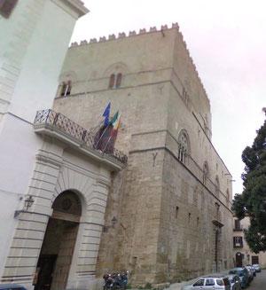 Palazzo Steri, Piazza Marina