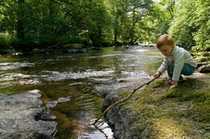 les petits ruisseaux...