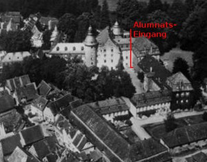 Singalumnat im Schloss