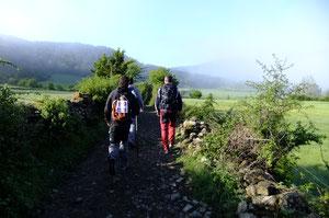 Camino de Escauès