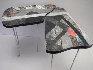 Tisch Eckensteher