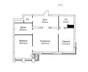 Продажа квартиры в жк алые паруса, Авиационная 79к5.