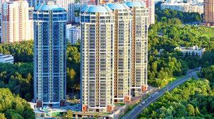 ЖК Кутузовская Ривьера - продажа квартиры без отделки.