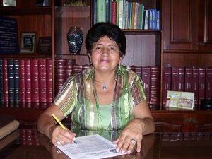 MARIA CELINA RUBIO GERENTE COOTRAFUN