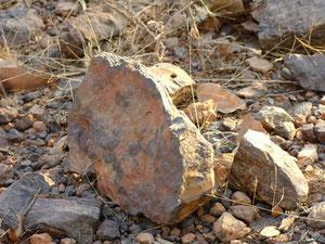 archaisch alt - 3,5 Milliarden Jahre