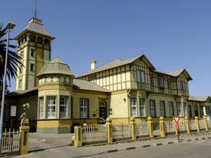 Woermanhaus in Swakopmund