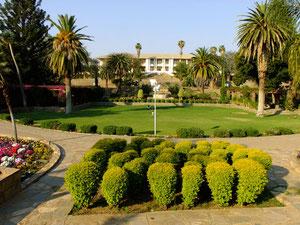 Der Präsidentenpalast in Windhoek