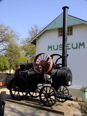 In Tsumeb wird viel deutsch gesprochen