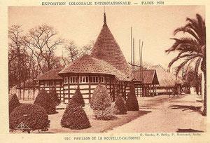Pavillon de la Nouvelle-Calédonie