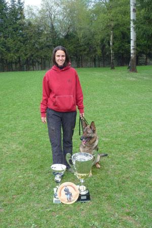 Barbara Khuen - SAS Landesmeisterin 2013 - Campione Regionale SAS 2013