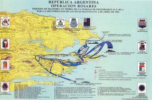 Mapa Operacion Rosario
