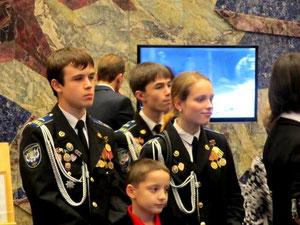 Москва. 1 декабря 2012 года 16 часов. Фото - председатель НСНБР А.Г.Огнивцев