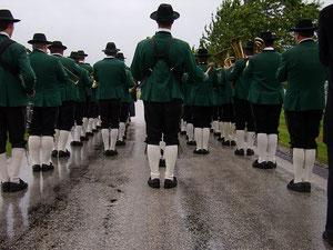 Marschwertung Weissenkirchen im Attergau 2009
