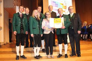 Blasmusikpreisverleihung Brucknerhaus Linz