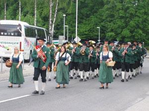 Musikheimeröffnung Attersee 14. Mai 2011