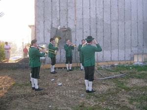 Abriss Musikheim 2006