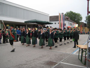 Marschwertung Timelkam 2011