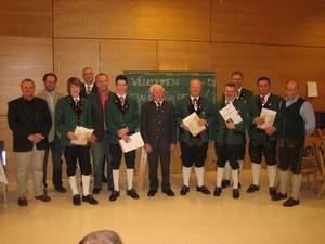 Jahreshauptversammlung 21. März 2009