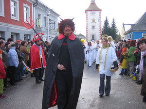 Faschingsumzug Timelkam 2006