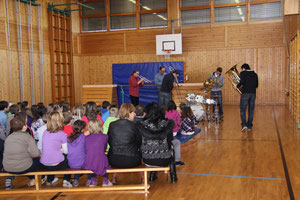 Instrumentenvorstellung 2011