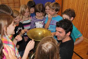 Instrumentenvorstellung Volksschule Gampern 2012