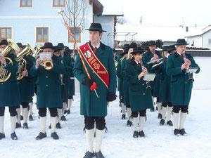 Turmkreuzsteckung & Weihnachtsmarkt 2012