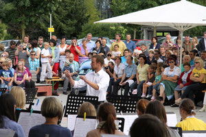 Abschlusskonzert Goisern 2011