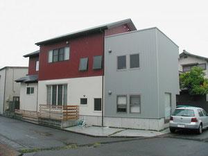 デザイン事務所&住宅