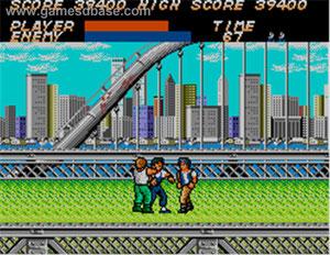La versión Master System, quizás sea la mejor de 8 bits de este juego.