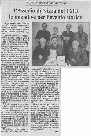 Articolo L'Ancora 5-05-2013
