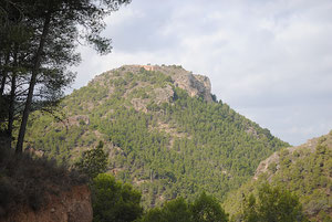 Castillo de la Asomada