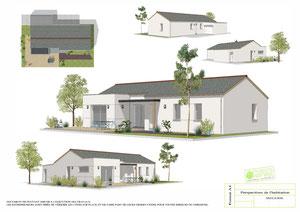 Maisons Kernest votre constructeur maison bain de bretagne 35470