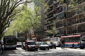Im Zentrum von Buenos Aires. Foto: Anna Sommerer