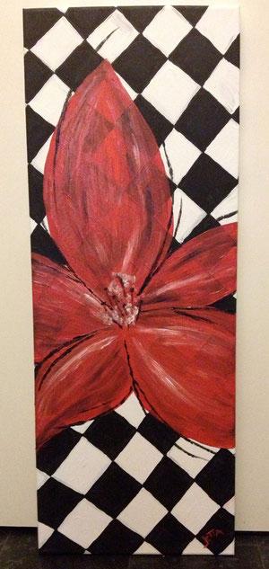 kitchenflower - Jänner 2013 (30x60cm)