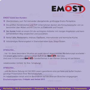 EMOST-Folder S. 2