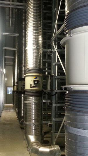 sistemas de ventilación cámaras secado