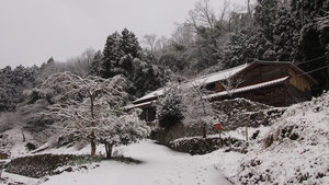 冬の工房( Studio in Winter)