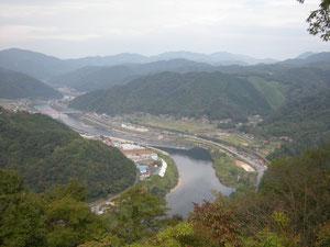山奥の小さな村(Misato)