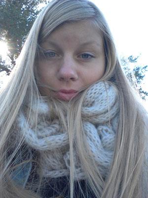 Nur 8 Grad und kalter Wind, ich sterbe!!