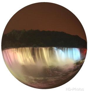 Niagara la nuit