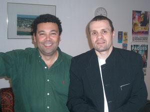 Séphane et eddy lavigny chanteur antillais