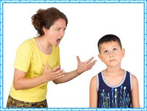 """К теме """"Ошибки родителей в воспитании детей"""""""