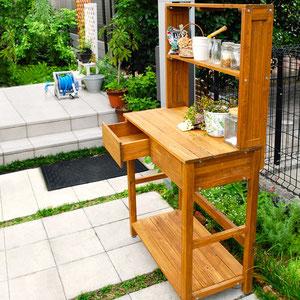 ガーデン作業台