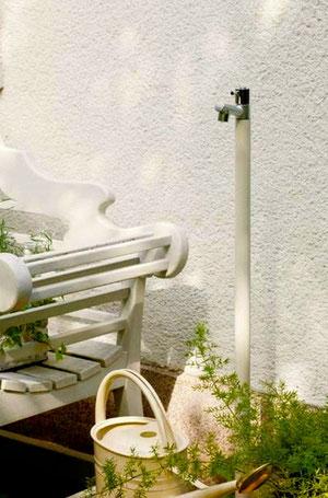 立水栓の機能とデザイン